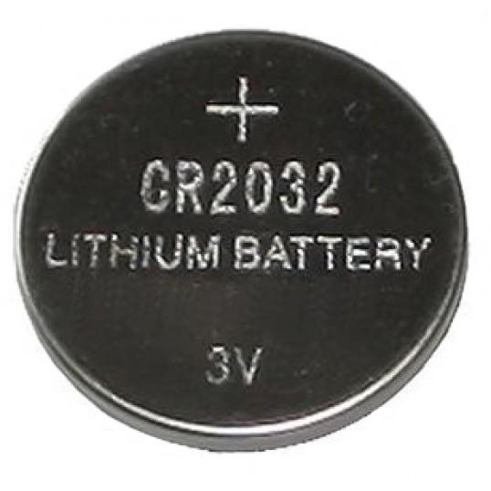 Reservebatteri. Indeholder 2 stk. CR 2032 (3 V)