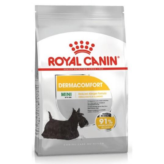 Royal Canin Mini DermaComfort. Adult. Over 10 måneder