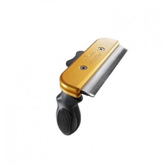 FURminator De Luxe gul large 10,16cm