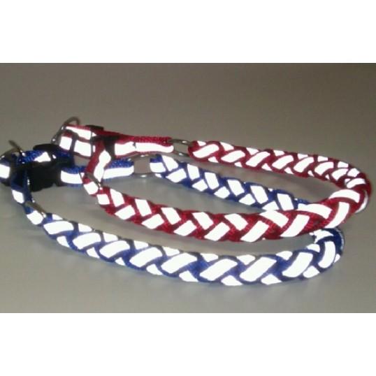 Refleks Halsbånd str. 60-70 cm.