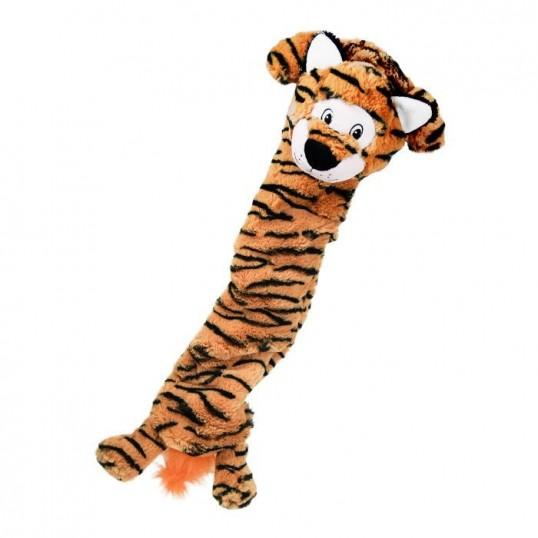 KONG Stretchezz Jumbo Tiger. XL.