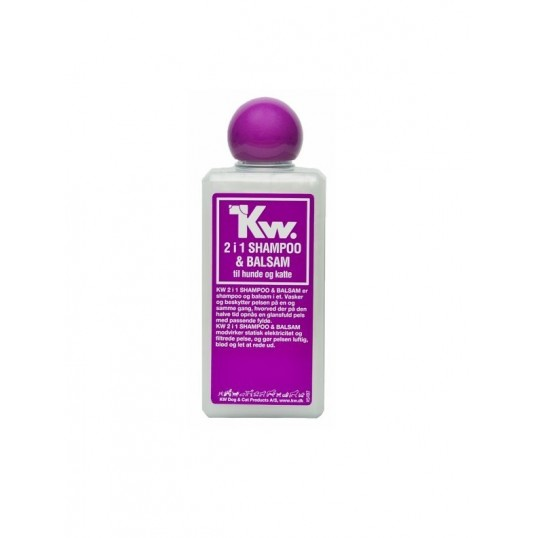 KW 2 i 1 Shampoo