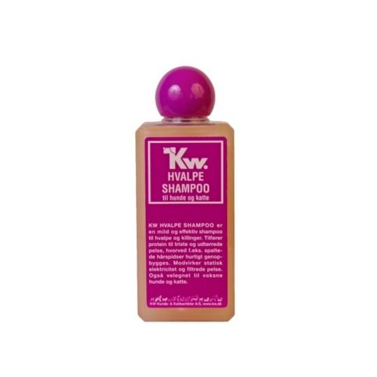 Hvalpe Shampoo.