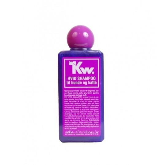 KW Hvid Shampoo.