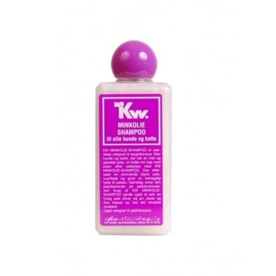 KW Minkolie Shampoo.