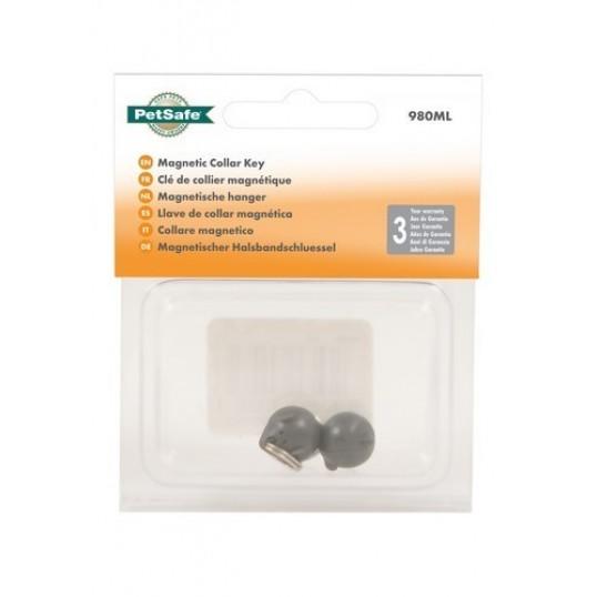2 stk. magnetnøgler passer til petsafe kattelem