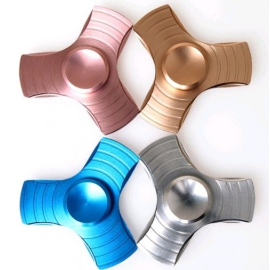 "Fidget spinner ""Metallic"""