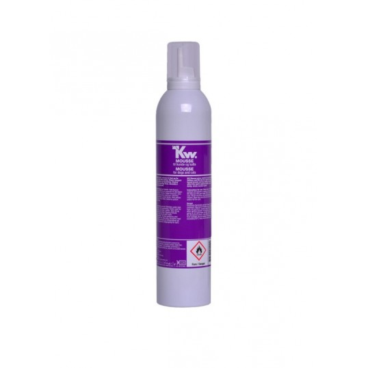 KW Mousse maxi hold 400 ml.