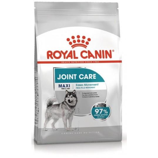 Royal Canin Maxi Joint Care. Til voksne og modne hunde af store racer (26-44 kg) over 15 måneder med følsomme led