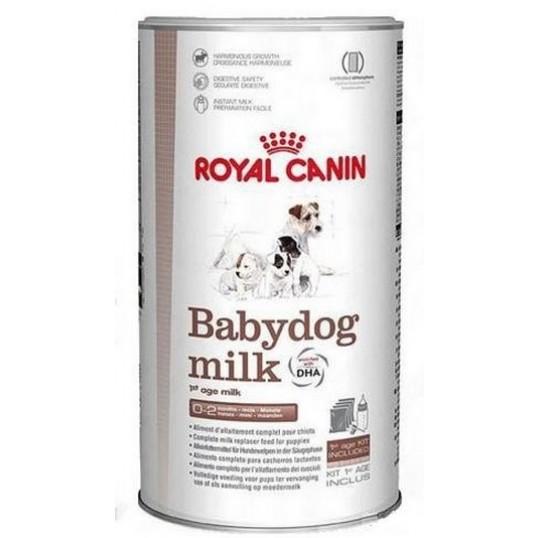 Royal Canin Babydog Milk Modermælkserstatning/supplement til modermælk til hvalpe. Fra fødsel til fravænning