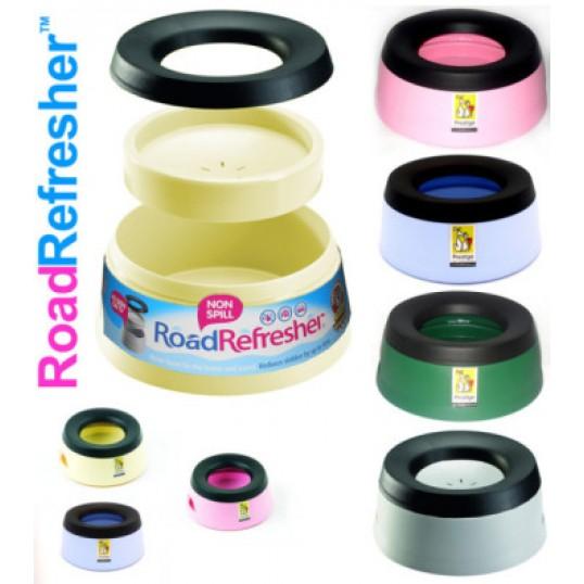 RoadRefresher Antispild hundeskål.