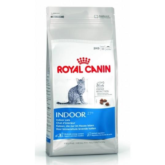 Royal Canin Indoor. Fra 1-7 år.