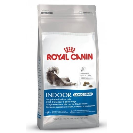 Royal Canin Indoor Long Hair. Fra 1-7 år