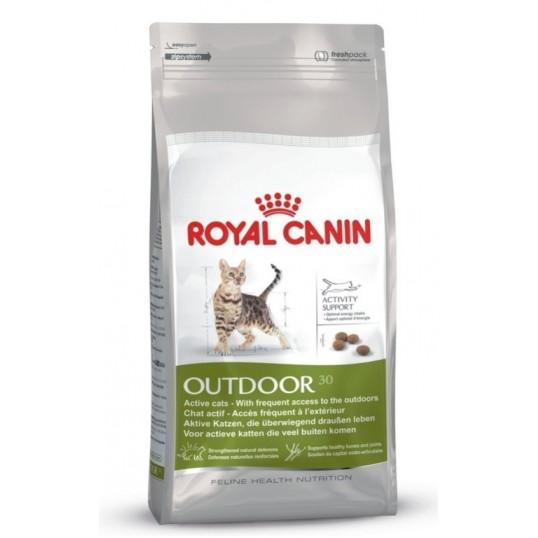 Royal Canin Outdoor 30. 1-7 år. Kat