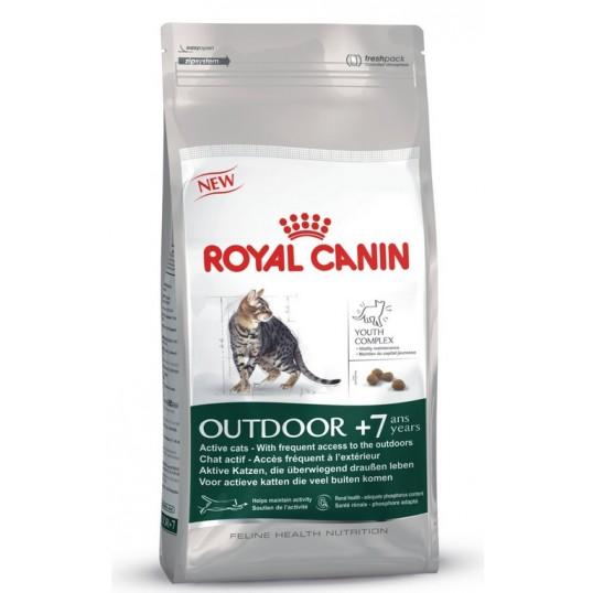 Royal Canin Outdoor +7. Til katte over 7 år