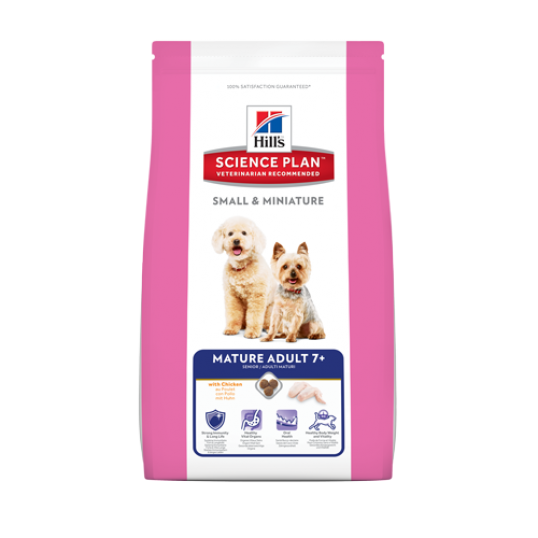 Hill's Science Plan™ Canine Mature Adult 7+ Small & Miniature