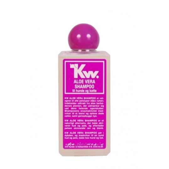 KW Aloe Vera Shampoo.