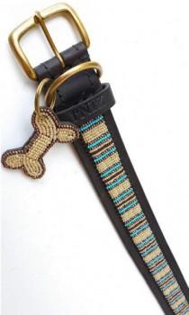 BlueNileeksklusivthndlavethundehalsbndmedbeigebruneogblperler-20