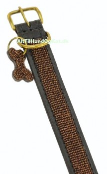Coppereksklusivthndlavethundehalsbndmedkobberfarvedeperler-20