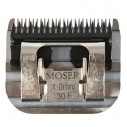Skær passer til MOSER type 1245 + 1250