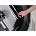 Universal Rear Sikkerhedsgitter / Bur til bagagerum.