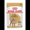 Royal Canin vådfoder Poodle / Puddel. Adult - over 10 måneder. 12x85 g.