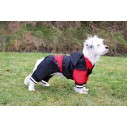 """""""Cayres"""" hunde heldragt/regnfrakke 55 cm."""