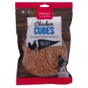 Chicken Cubes.