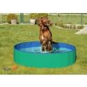 Doggy Pool / Hundepool. Grøn / Blå. (Bemærk: I perioder er denne en bestillingsvare)
