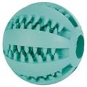 Aktiviteslegetøj DentaFun Baseball Naturgummi. Mintfresh.