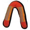 DM Dummy Boomerang, orange nylon 24/50 cm.