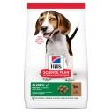 Hill's Science Plan Puppy Medium Lam&Ris