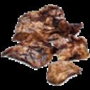 Tørrede lammelunger 200 g.