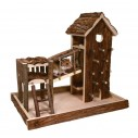 Birger Legeplads til mus og hamster 36 × 33 × 26 cm