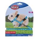 Kaninsele til små kaniner med motiv. 20-33cm/8mm. Line 1,25m.
