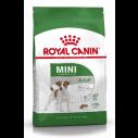 Royal Canin Mini Adult 1-10 kg. Voksen og Moden. Over 10 måneder