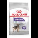 Royal Canin Mini Sterilised Adult. Til Steriliserede/kastrerede hunde. Over 10 måneder