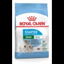 Royal Canin Mini Starter Mother & Babydog. Voksenvægt 1-10 kg