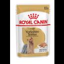 Royal Canin vådfoder Yorkshire Terrier. Adult - over 10 måneder. 12x85 g.