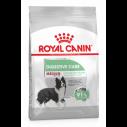 Royal Canin Medium Digestive Care. Til voksne og modne hunde af mellemstore racer (11-25 kg) over 12 måneder med følsom fordøjelse. (10kg)