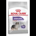 Royal Canin Medium Sterilised til steriliserede/kastrerede hunde over 12 måneder. (10kg)