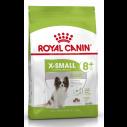 Royal Canin XSmall Adult 8+. (voksenvægt op til 4 kg) Over 8 år