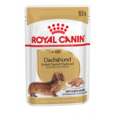 Royal Canin vådfoder Dachshund / Gravhund Adult - over 10 måneder. 12x85 g.