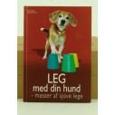 Bogen: Leg med din hund. Af Christina Sondermann