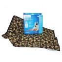 Aqua Coolkeeper Cooling Mat / Kølemåtte. Ass. farver (blå eller camouflage).
