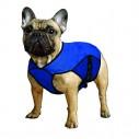 Aqua Coolkeeper Cooling Pet Jacket / Køledækken. Blå. Kan variere i nuance/mønster.