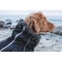 Hurtta Downpour Suit i sort til hunde