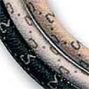 La Cinopelca Monogram Rund-line med håndtag.