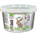 LoloPets Kaninfoder komplet fuldfoder.