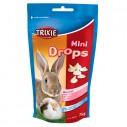Mini drops godbidder til marsvin og kaniner. 75 g.